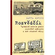 Rozvědčík - Kniha