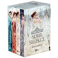 Série Selekce BOX 1-4: Selekce, Elita, První, Dcera - Kniha