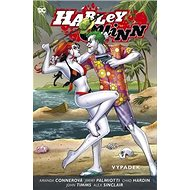 Harley Quinn 2 Výpadek - Kniha