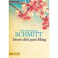 Deset dětí paní Ming - Kniha
