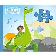 Hodný dinosaurus Kniha puzzle