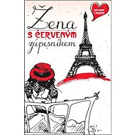 Žena s červeným zápisníkem - Kniha