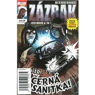 Dechberoucí zázrak Přijíždí černá sanitka!: Blesk komiks 08 - Kniha