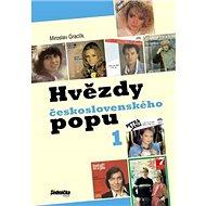 Hvězdy československého popu 1 - Kniha