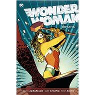 Wonder Woman Odvaha - Kniha