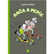 Anča a Pepík 2 - Kniha