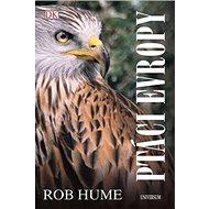 Ptáci Evropy - Kniha