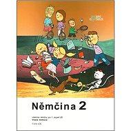 Němčina 2: učebnice - Kniha