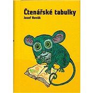 Čtenářské tabulky - Kniha
