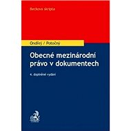 Obecné mezinárodní právo v dokumentech 4.doplněné vydání