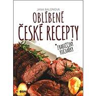 Oblíbené české recepty - Kniha