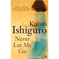 Never Let Me Go - Kniha