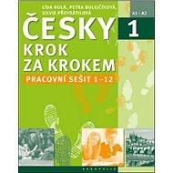 Česky krok za krokem 1 Pracovní sešit Lekce 1-12 - Kniha
