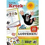 Kniha Luštěnky Krtek - Kniha