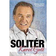 Karel Gott Solitér - Kniha