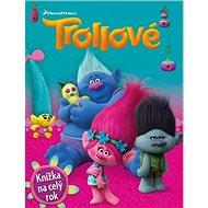 Trollové Knížka na celý rok - Kniha