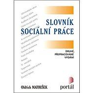 Slovník sociální práce - Kniha