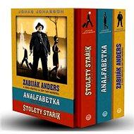 Kniha Stoletý stařík Analfabetka  Zabiják Anders BOX - Kniha