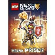 LEGO NEXO KNIGHTS Hejna příšer - Kniha