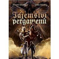 Tajemství pergamenů - Kniha