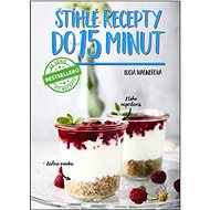 Štíhlé recepty do 15 minut - Kniha