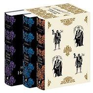 Hrabě Monte Cristo 1 - 3 BOX - Kniha