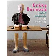 Kniha Erika Bornová: Křehké monumenty / Fragile Monuments - Kniha