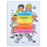 O letadélku Káněti + 2CD - Kniha