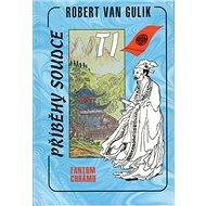 Kniha Fantom chrámu: Příběhy soudce TI
