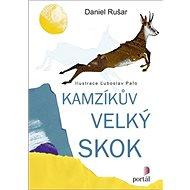 Kamzíkův velký skok - Kniha