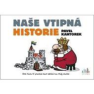 Naše vtipná historie - Kniha