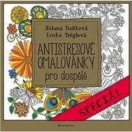 Antistresové omalovánky pro dospělé 4 - Kniha