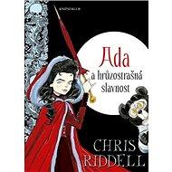Ada a hrůzostrašná slavnost - Kniha