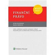 Musíš znát... Finanční právo - Kniha