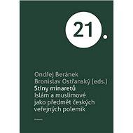 Stíny minaretů: islám a muslimové jako předmět českých veřejných polemik - Kniha