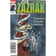 Dechberoucí zázrak Tajemství mrtvého čaroděje: Blesk komiks 11 - Kniha