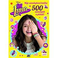 Soy Luna Moje samolepková knížka: 500 samolepek a plakát! - Kniha