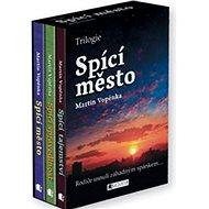 Trilogie Spící město 1-3 BOX: Spící město, Spící spravedlnost, Spící tajemství - Kniha