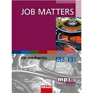 Kniha Job Matters Car Mechanics + mp3 ke stažení zdarma - Kniha