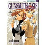 Gunsmith Cats 4 - Kniha