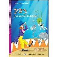 PB3 y el payaso Rataplán - Kniha