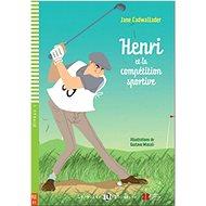 Henri et la compétition sportive - Kniha
