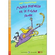 Mamie Petronille et le ruban juane - Kniha