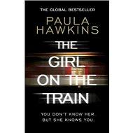 The Girl on the Train - Kniha
