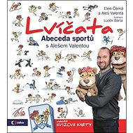 Lvíčata Abeceda sportů s Alešem Valentou: obsahuje kvízové karty - Kniha