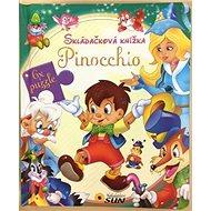 Kniha Skládačková knížka Pinocchio: 6x puzzle - Kniha