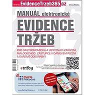 Manuál elektronické evidence tržeb: Pro gastronomická a ubytovací zařízení, maloobchod, zástupce v d - Kniha