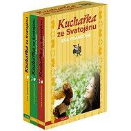 Kuchařka ze Svatojánu 1-3 BOX - Kniha