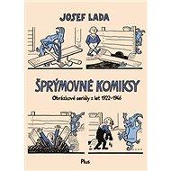Šprýmovné komiksy - Kniha