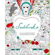 Sněhurka: Kouzelné omalovánky s vloženým plakátem - Kniha